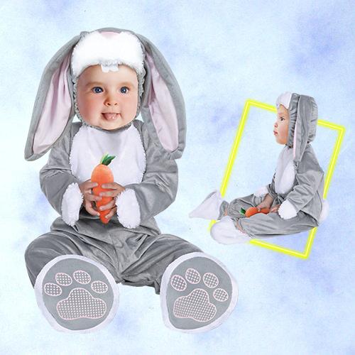 GTH-1804<BR>可愛兔寶寶